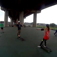 2014/5/4 長板基地初學體驗營課程短片