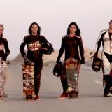 OPEN – Longboard Girls Crew skates Israel