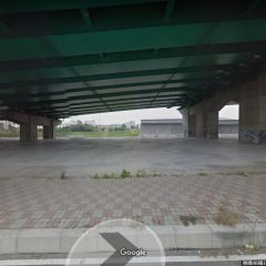 台中廣福橋下廣場